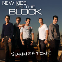New Kids On The Block - Summertime (UK Version)