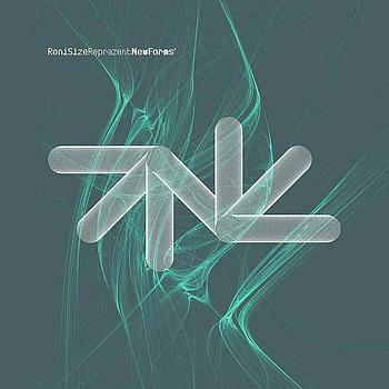 Roni Size - Roni Size Reprazent - New Forms2 (Ronisizenewforms Store Exclusive)
