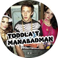 Toddla T featuring Serocee - Manabadman