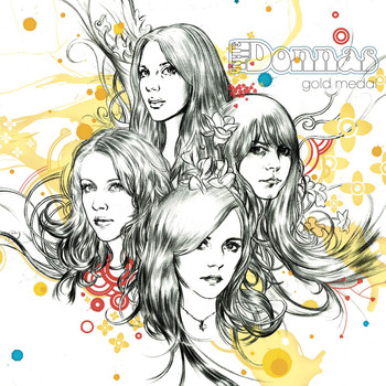 The Donnas - Gold Medal (U.S. Version 83770)