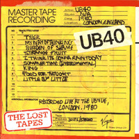 UB40 - The Lost Tapes - Live At The Venue 1980