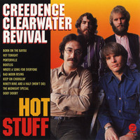 Creedence Clearwater Revival - Hot Stuff