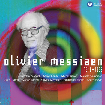 Various Artists - Messiaen: 100th Anniversary Box Set