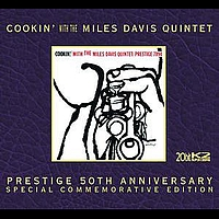 The Miles Davis Quintet - Cookin' With The Miles Davis Quintet (Limited Edition)