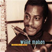 Willie Mabon - Cold Chilly Woman (1972)