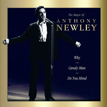 Anthony Newley - The Magic Of Anthony Newley