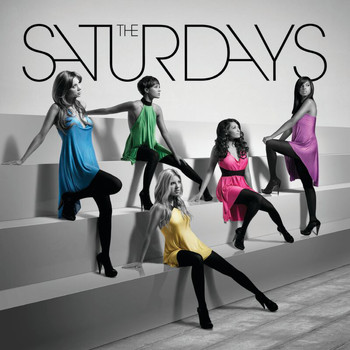 The Saturdays - Chasing Lights (UK comm CD)
