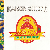 Kaiser Chiefs - Off With Their Heads (Value For Music hard cover book)