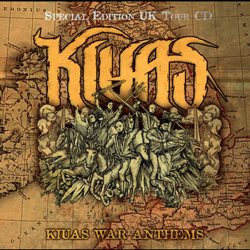Kiuas - Kiuas War Anthems