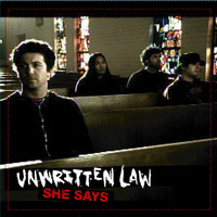 Unwritten Law - She Says (Digital Single)