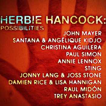 Herbie Hancock - Possibilities (U.S. Version)