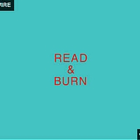 Wire - Read & Burn 01