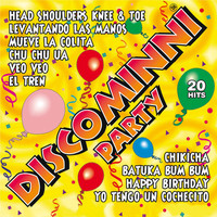 The Kidz Band - Discominni  Party