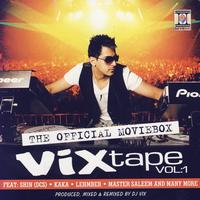 DJ Vix - The Official Moviebox Vix Tape Vol.1
