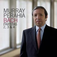 Murray Perahia - Bach: Partitas Nos. 2, 3 & 4