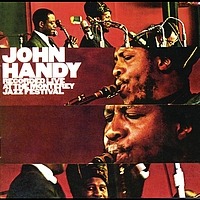John Handy - Live At Monterey