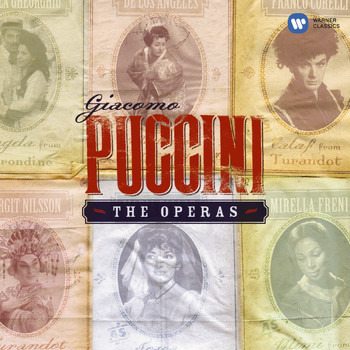 Various Artists - Puccini: The Operas
