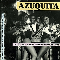 Azuquita - La foule - Salsa International