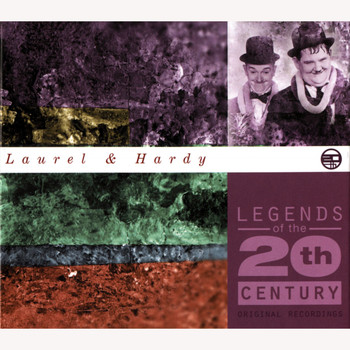 Laurel & Hardy - Legends Of The 20th Century