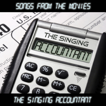 Keith Ferreira - The Singing Accountant - Songs From The Movies