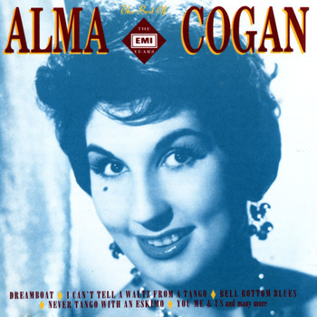 Alma Cogan - The Best Of The EMI Years