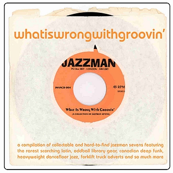 Various Artists - What Is Wrong With Groovin'