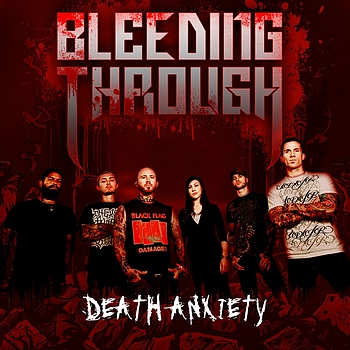 Bleeding Through - Death Anxiety (1-Track)