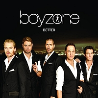 Boyzone - Better (UK Comm CD)