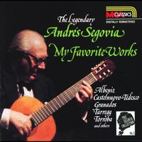 Andrés Segovia - Segovia Collection Volume 3