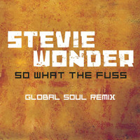 Stevie Wonder - So What The Fuss-Global Soul Remix