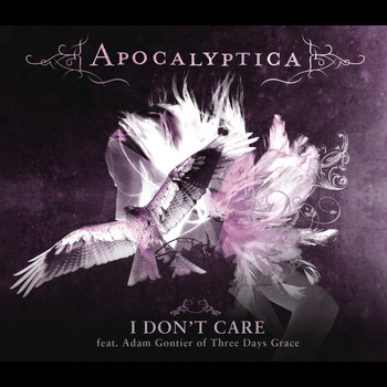 Apocalyptica feat. Adam Gontier - I Don't Care (Live at XM Radio)