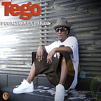 Tego Calderón - Pegaito a la Pared - Single