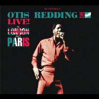 Otis Redding - Live in London And Paris