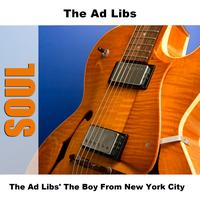THE AD LIBS - The Ad Libs' The Boy From New York City