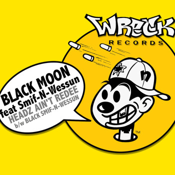 Black Moon - Headz Ain't Redee (Explicit)