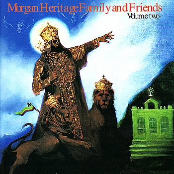 Various Artists - Morgan Heritage Family & Friends Vol. 2