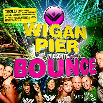 Various - Wigan Pier Presents Bounce