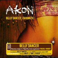 Akon - Bananza (Belly Dancer) (Int'l Comm Single)