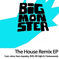 Baobinga - Big Monster - The House Remix EP