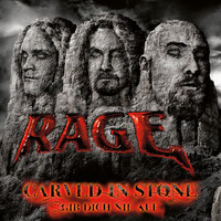 Rage - Carved In Stone + Gib dich nie auf EP
