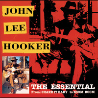 John Lee Hooker - The Essential