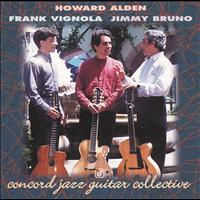 Howard Alden - Concord Jazz Guitar Collective