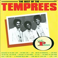 The Temprees - The Best Of The Temprees