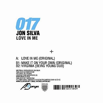 Jon Silva - Love In Me