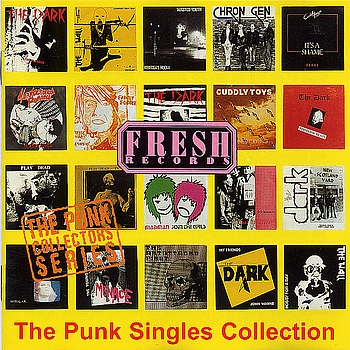 Various Artists - Fresh Records - The Punk Singles Collection