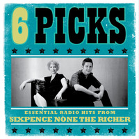 Sixpence None The Richer - 6 PICKS: Essential Radio Hits EP