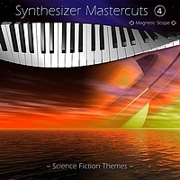 Magnetic Scope - Synthesizer Mastercuts Vol. 4 (Science Fiction Themes)