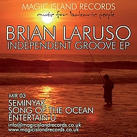 Brian Laruso - Independant Groove EP