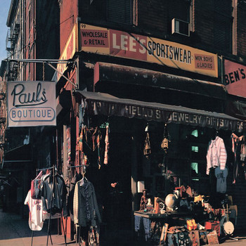 Beastie Boys - Paul's Boutique (20th Anniversary Remastered Edition) (Explicit)