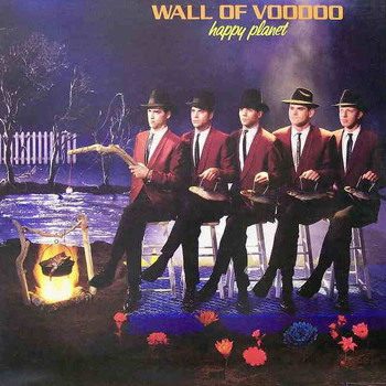 Wall Of Voodoo - Happy Planet